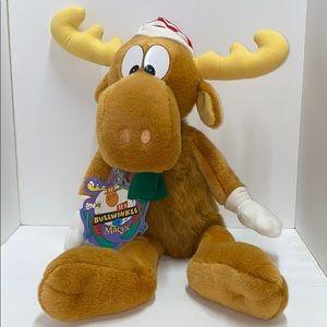 Its Bullwinkle Macy's Plush Stuffed Toy 1996